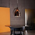 Cage Large Suspension Lamp