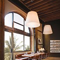 Amax Medium Suspension Lamp