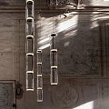 Noctambule 5 High Cylinder Suspension Lamp