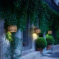 Fora Outdoor Wall Lamp