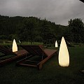 Kanpazar 80B Outdoor Floor Lamp