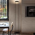 Logo Floor Lamp