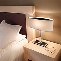 Mei Oval - 44 Table Lamp