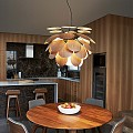Discoco Wood Suspension
