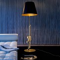 Guns - Lounge Gun Floor Lamp