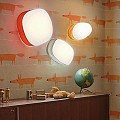 Guijarro Large Wall Lamp
