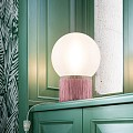 Atmosfera Fringe Small Table Lamp