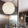 Charlotte Globe Suspension Lamp