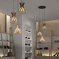 Domita 20 - 3L Suspension Lamp
