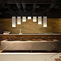 Curtain 7170 Suspension Lamp