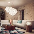 Veli Foliage Suspension Lamp Large