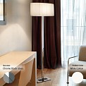 Mei Oval 154 Floor Lamp