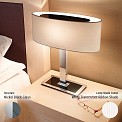 Mei Oval - 57 Table Lamp