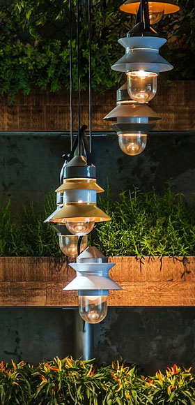 Outdoor Suspensions Lamps Online Collection