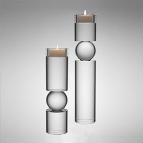 Fulcrum Candlestick Clear Large Online in India