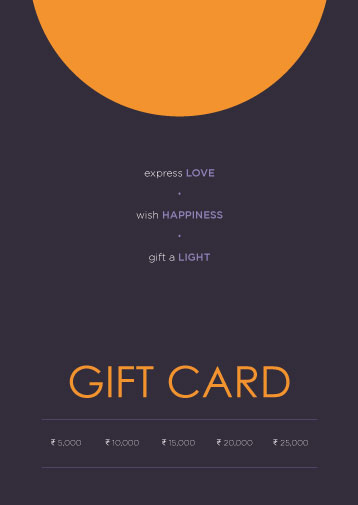 Gift Card - lightandyou.com