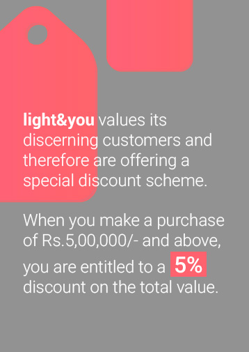 Special Discount Offer - lightandyou.com