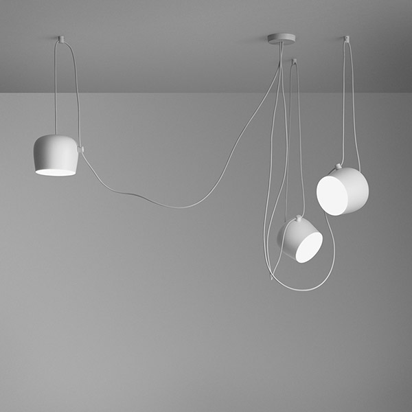 AIM Large Triple Suspension Lamp