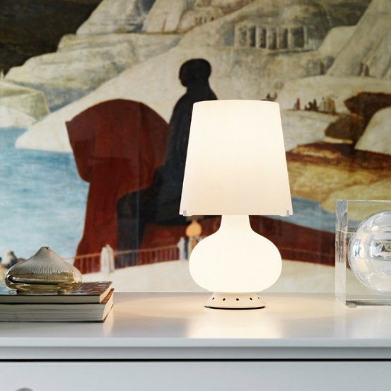 Fontana Medium Table Lamp