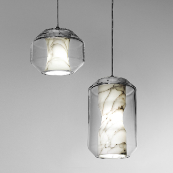Chamber Small Suspension Lamp