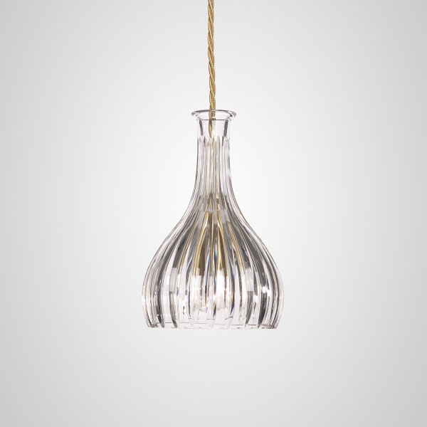DECANTER Bell Straight Suspension Lamp
