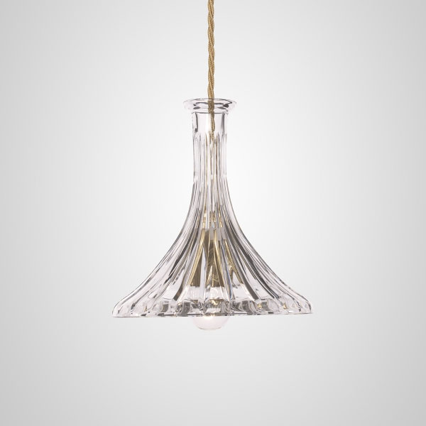 DECANTER Tulip Straight Suspension Lamp