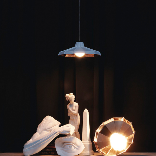Mysterio Suspension Lamp