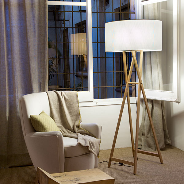 Cala P140 Floor Lamp