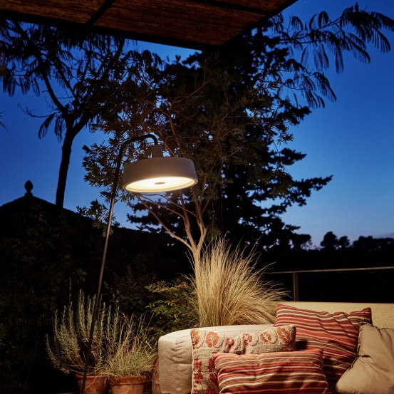 Soho 38 Outdoor Floor Lamp