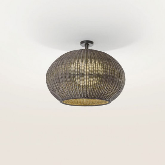 Garota - 02 Outdoor Ceiling Lamp