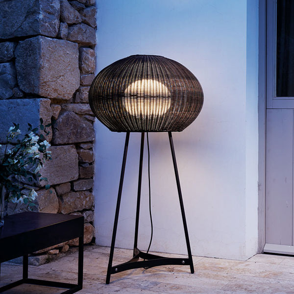 Garota - 02 Outdoor Floor Lamp