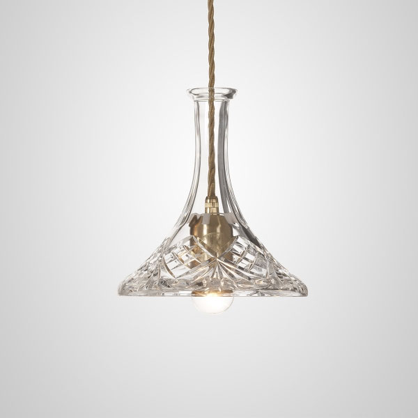 DECANTER Tulip Suspension Lamp