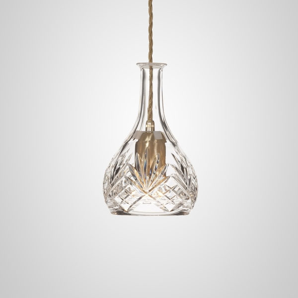 DECANTER Bell Suspension Lamp