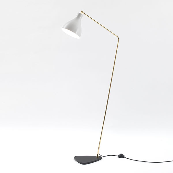 Lady V Inclinata Floor Lamp