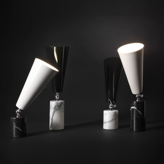 Vox Large Table Lamp
