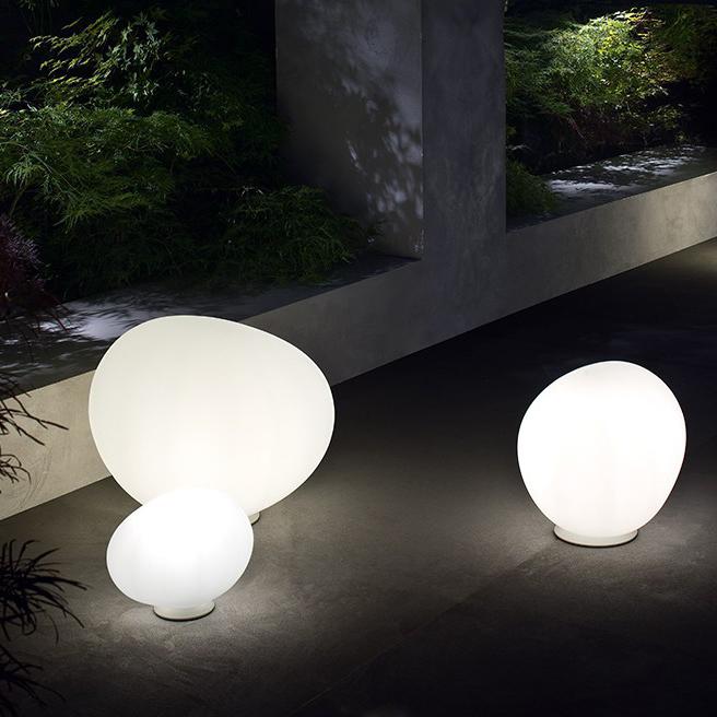 Gregg Large Outdoor Floor Lamp Cfl