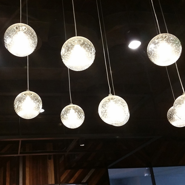 Bolle Suspension Lamp G