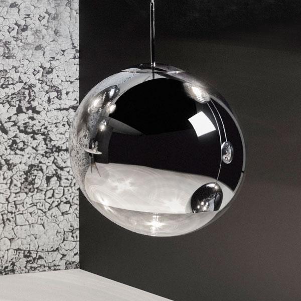 Mirror Ball 50 Pendant