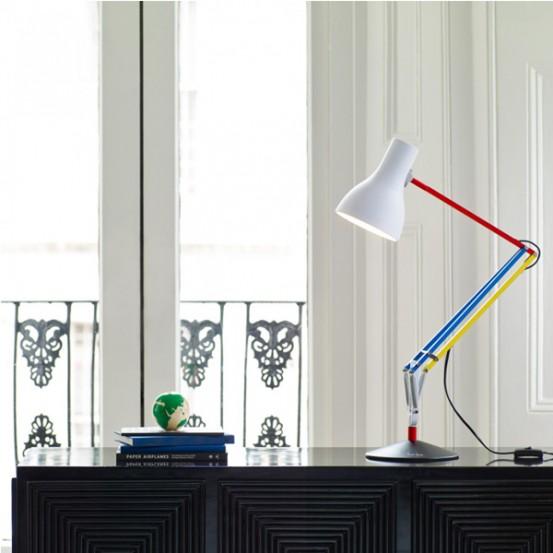 Type 75 Desk Lamp - Paul Smith - Edition Three