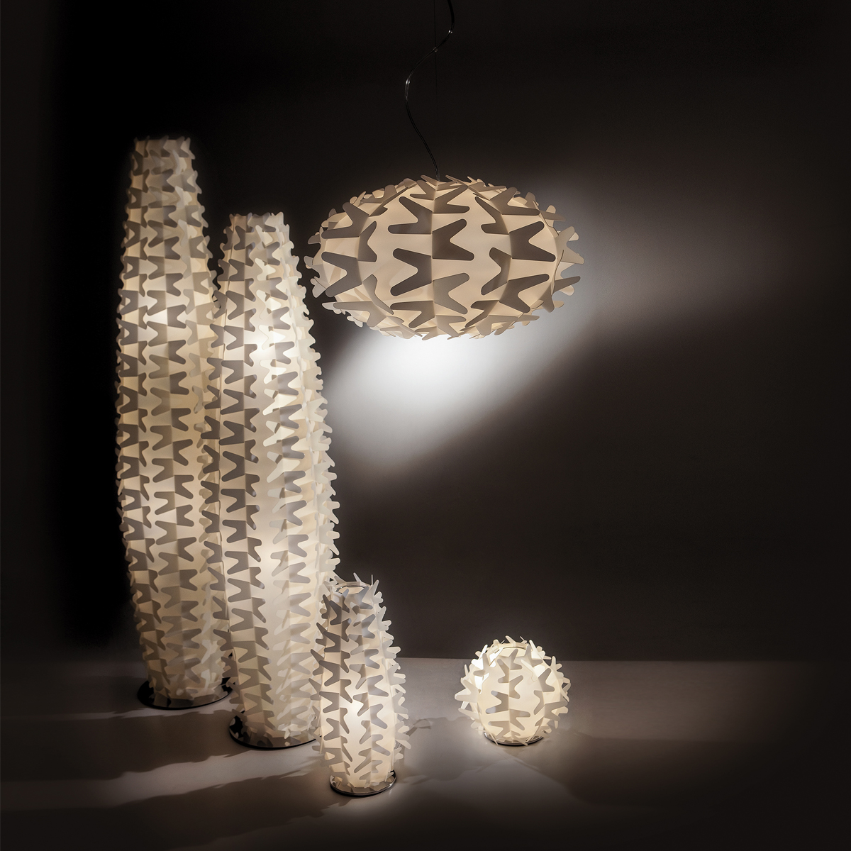 Cactus Medium Table Lamp