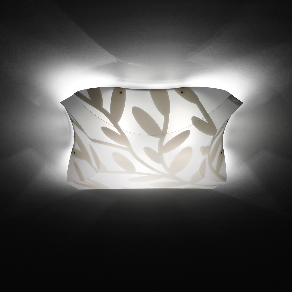 Dafne Plana Small Wall Lamp