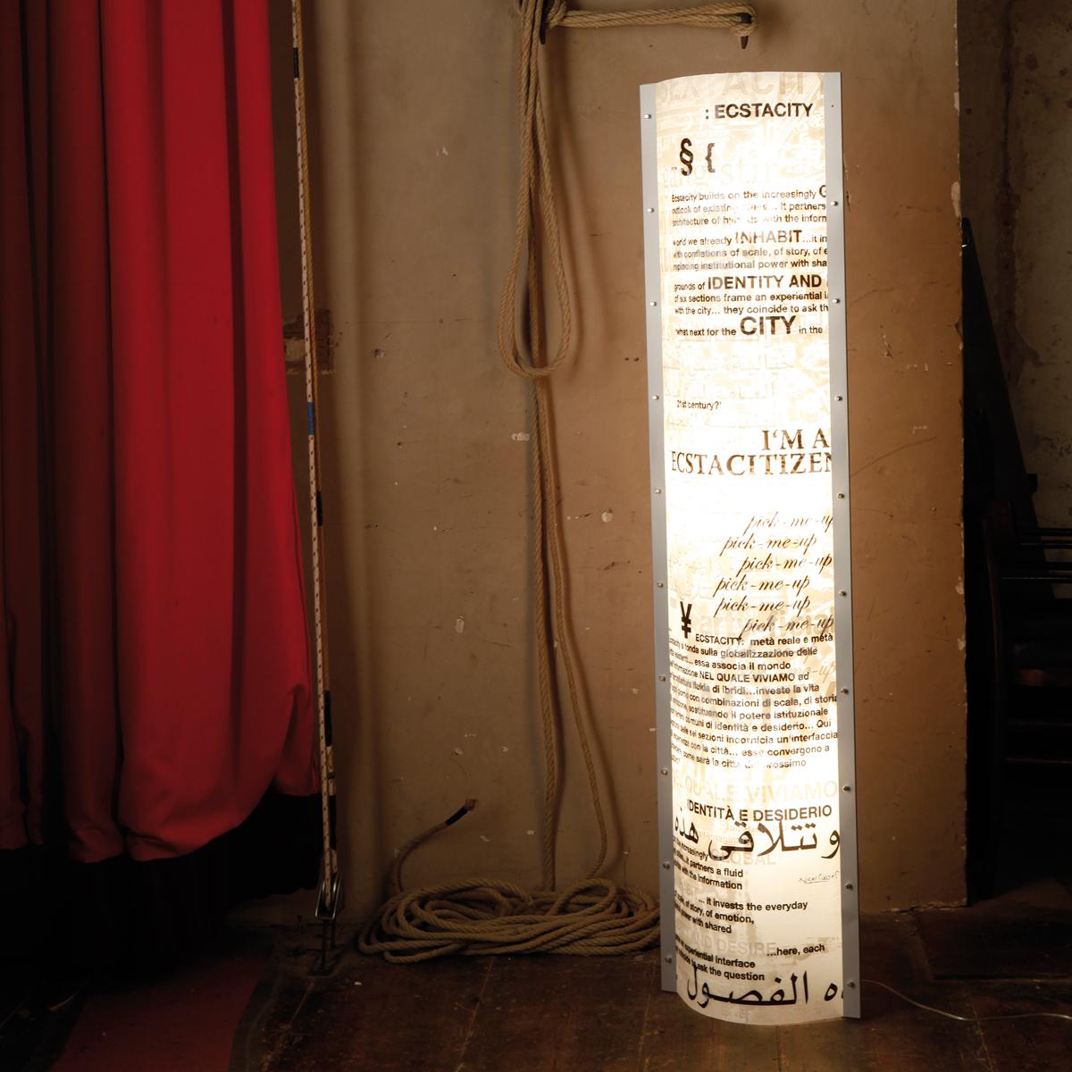 Ecstacity Floor Lamp