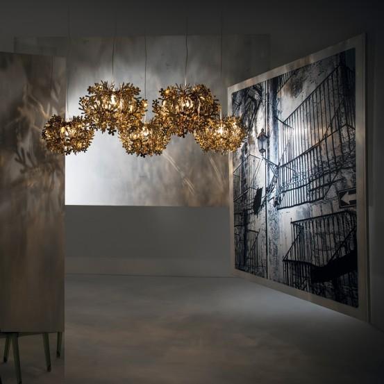 Fiorella Large Suspension Lamp