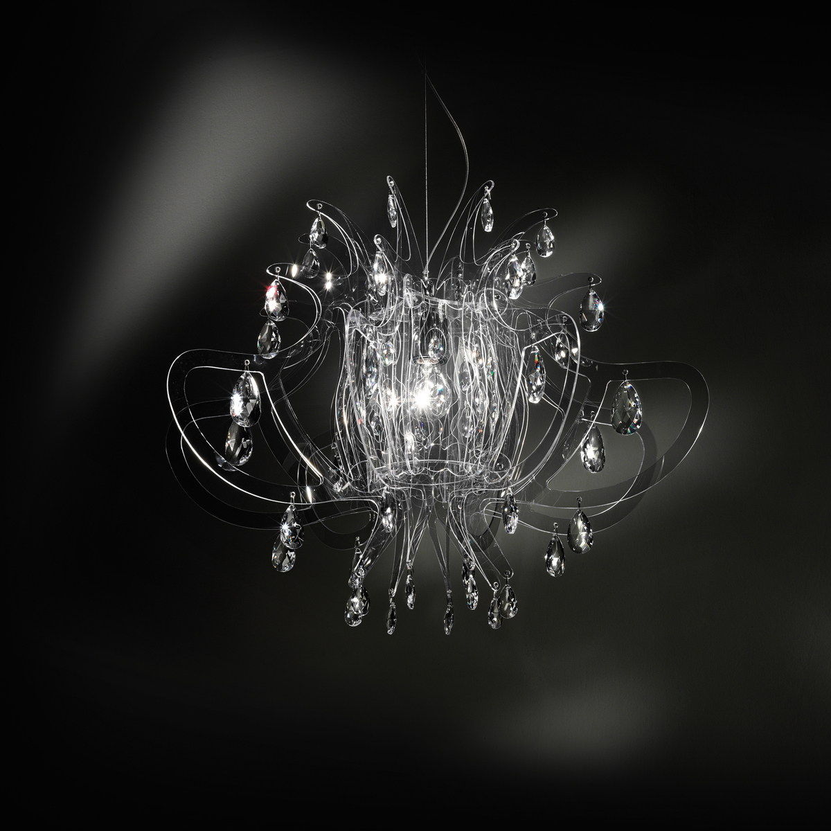 Lillibet Large Suspension Lamp