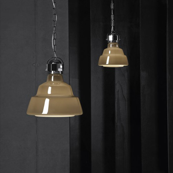 Glas Small Suspension Lamp