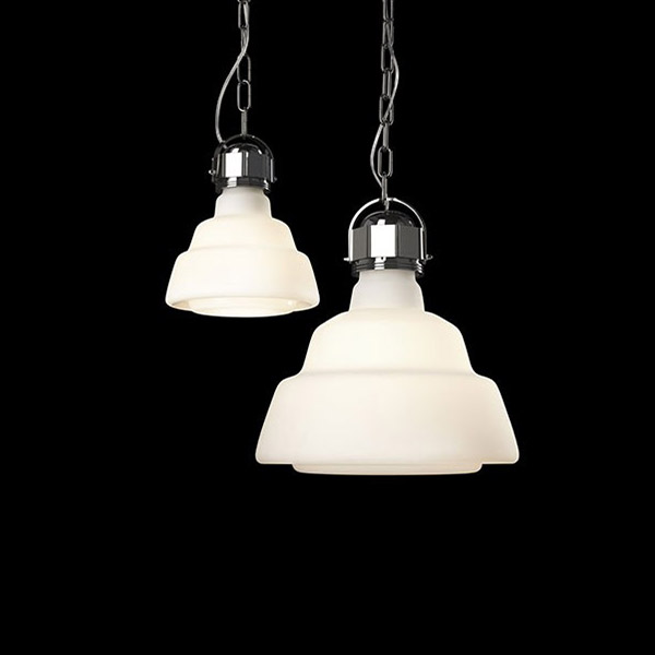 Glas Large Suspension Lamp