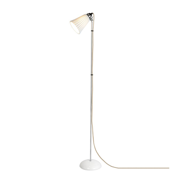 Hector Medium Pleat Floor Lamp