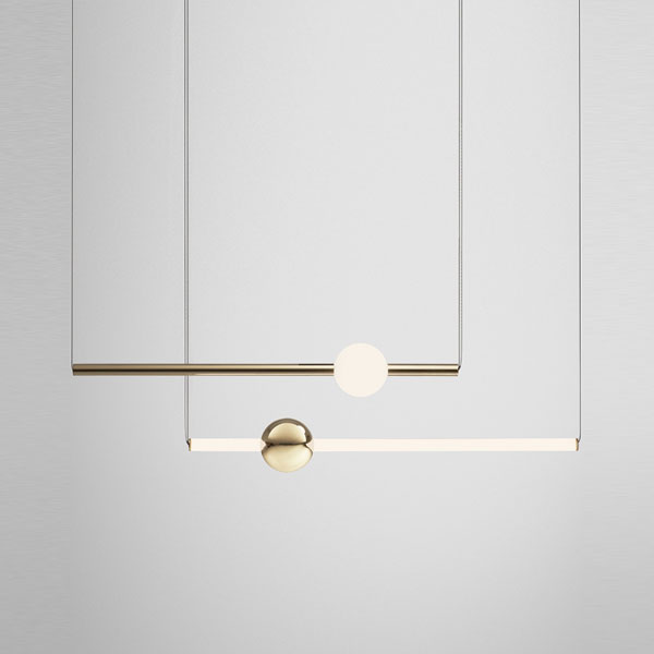 Orion Globe Suspension Lamp
