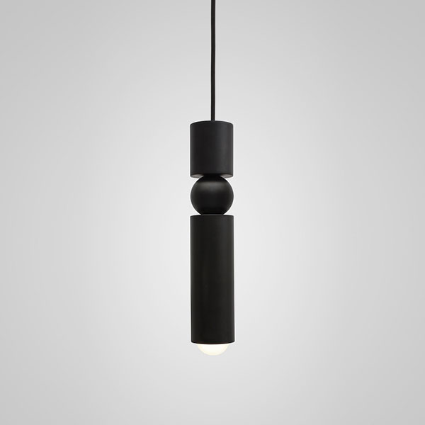 Fulcrum Suspension Lamp