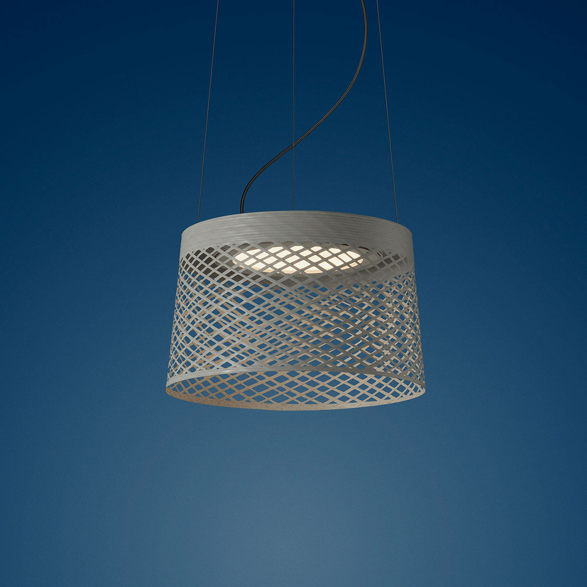 Twiggy Grid Outdoor Suspension Lamp